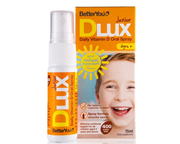 BETTERYOU JUNIOR DLUX400 VITAMINA D3 EN SPRAY PARA NIÑOS 400UI